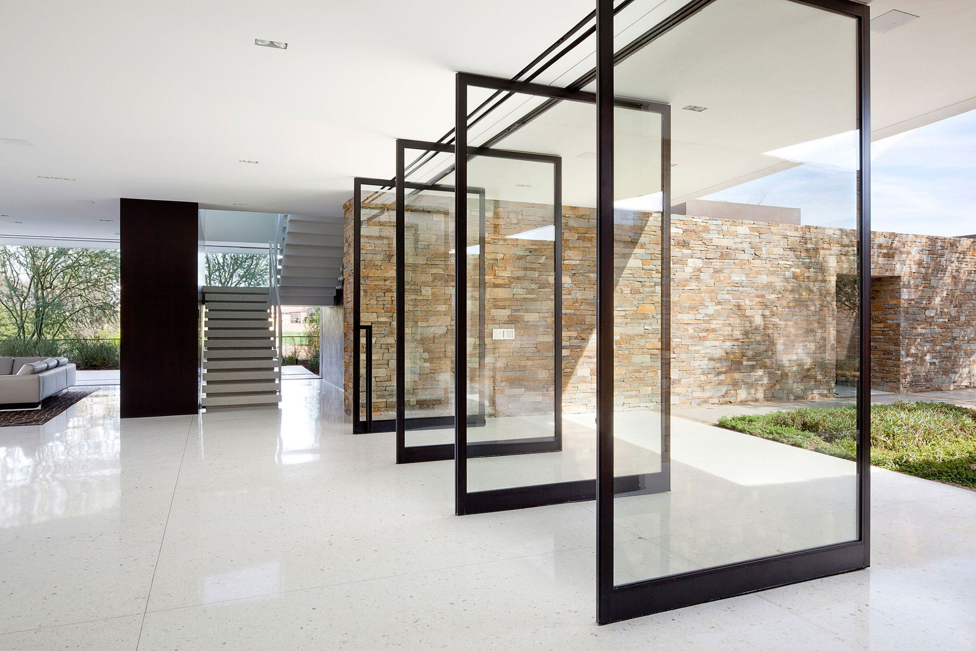 glass-walls