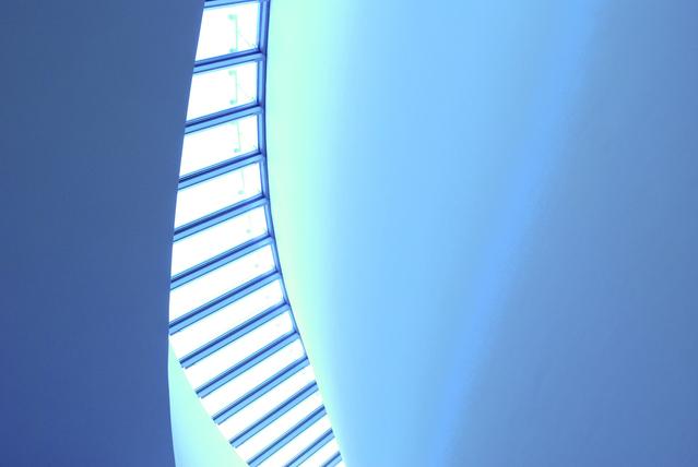 Štýlové bývanie alebo popularite sa teší sklenený materiál