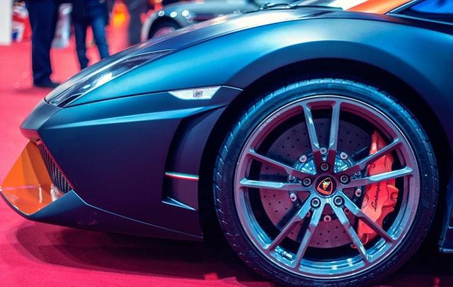 Lamborghini koleso